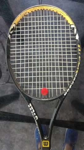 Vendo Raqueta de tenis Wilson