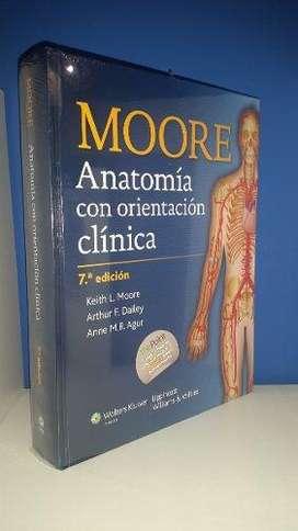 Anatomia Moor Usada - Medicina - Salud