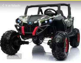 Carros para niños a batería recargable control remoto Oferta