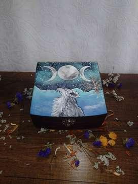 Caja Diosa Luna