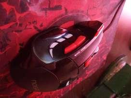 Mouse gamer noga Stormer st620