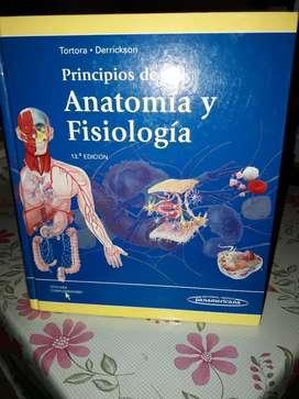 Vendo Libro de Anatomia Y Fisiología