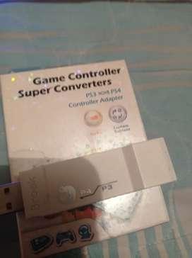 Game Controller Súper Converters