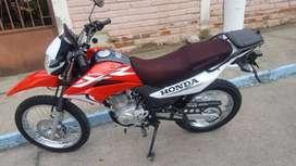 Moto Honda XR 150 modelo 2019