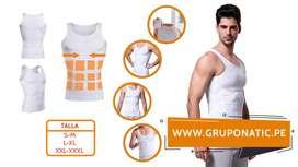 Camiseta Bividi Moldeadora Alta Compresión Gruponatic San Miguel