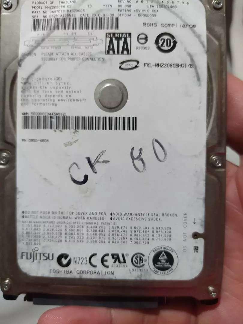 Disco de 80 gb 0