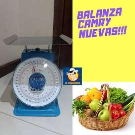 Balanza Análoga Camry 20 kg, Negocio Mostrador Tienda