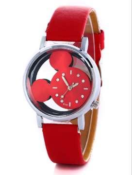 reloj minnie