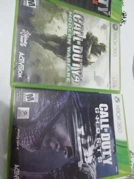 JuegoXbox 360  Call Of Duty Ghosts