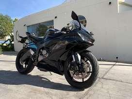 En venta Moto Kawasaki zx6r abs (636)