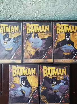 Series animadas de batman