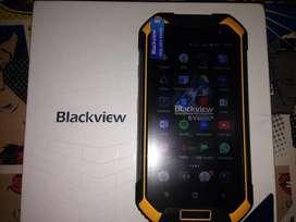 Blackview Bv6000 de Goma Fuerte Rudo