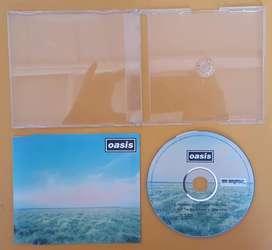 Oasis: Whatever (cd Single).