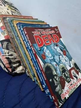 Lote The Walking Dead Cómic X10 OFERTA