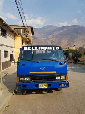 Camión Hyundai 4 toneladas