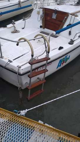 Escalera náutica