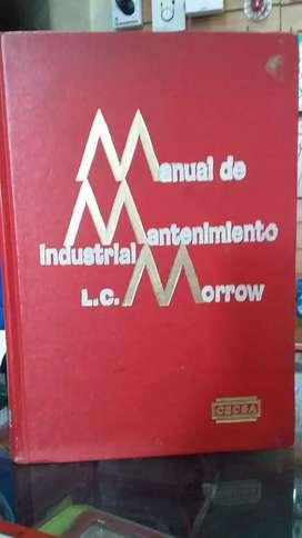 La segunda temporada va manual de mantenimiento industrial de Marrow
