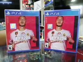 FIFA 20  Nuevo sellado-Usado