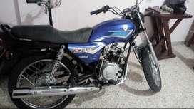 Yamaha libero 110 mod 2008