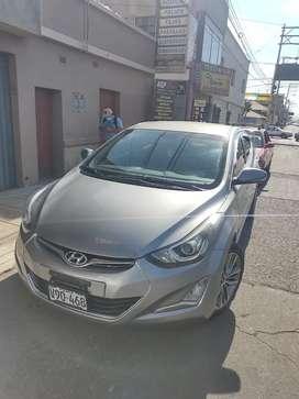 remato Hyundai avante 2015 full equipo