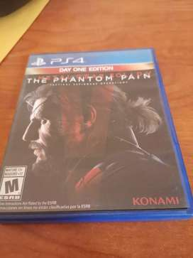 Metal gear v phantom pain