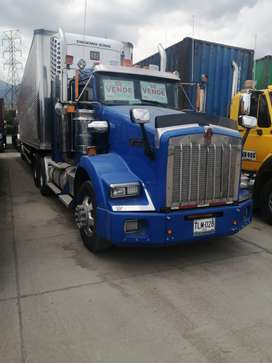 tractocamion kenworth L800 2012