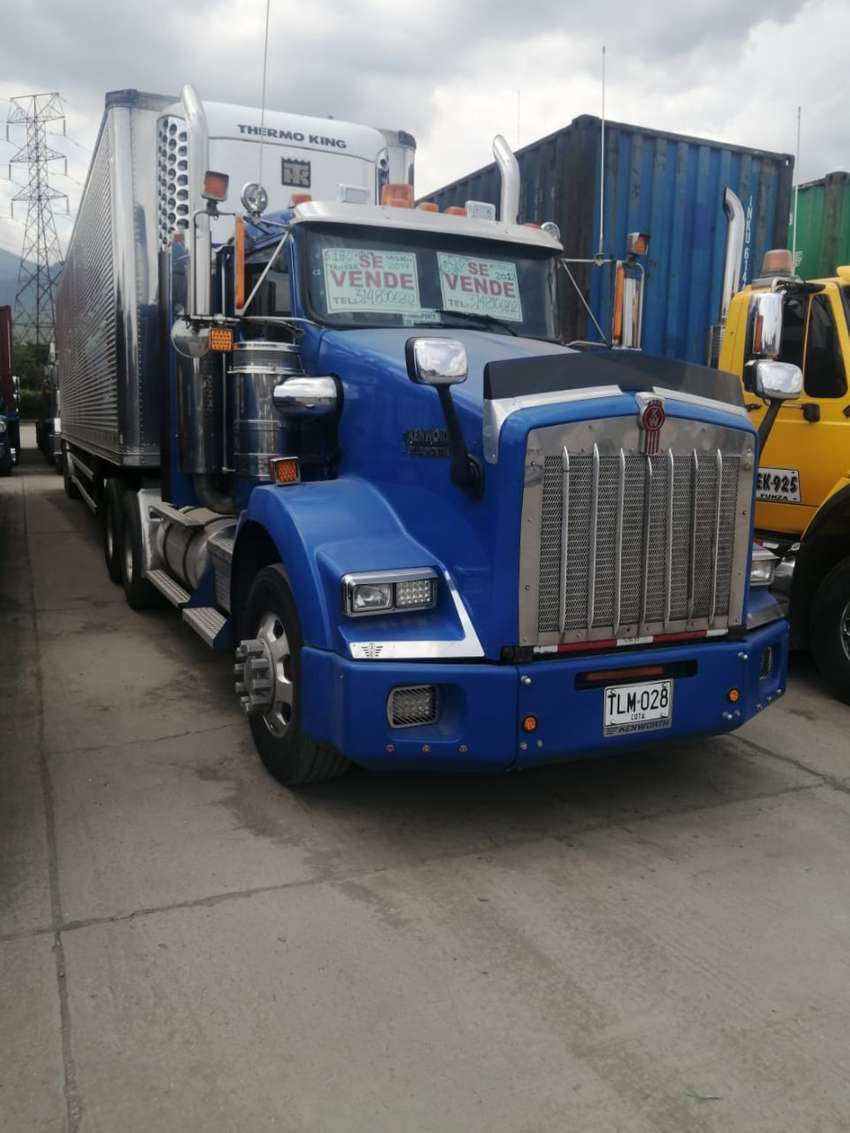 tractocamion kenworth L800 2012 0