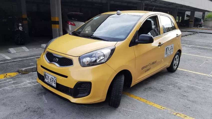 Taxi Kia Picanto ion 0
