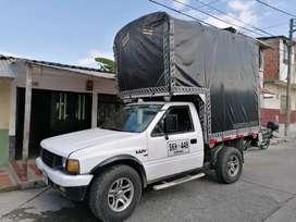 Camioneta Lista Para Trabajar Con Muy Buena Capacidad