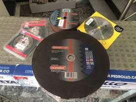 Remate discos de corte METABO