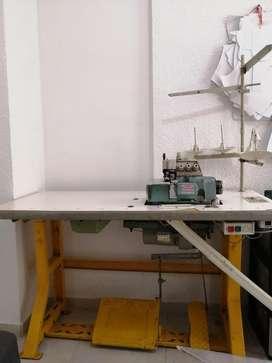 Venta Maquina Fileteadora Industrial JUKI