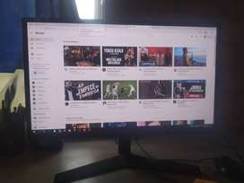 Monitor LG Modelo 24MP59G Perfecto estado