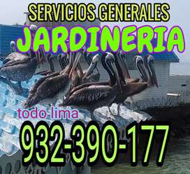Jardinero,
