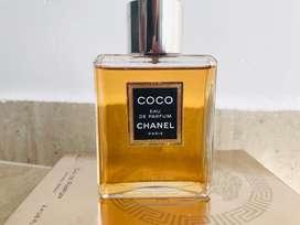 Perfume de Mujer COCO CHANEL Paris Eau de Parfum 100ml Importado Original