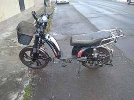 Vendo scooter Eléctrico  x motivo de viaje el precio es negociable solo gente seria