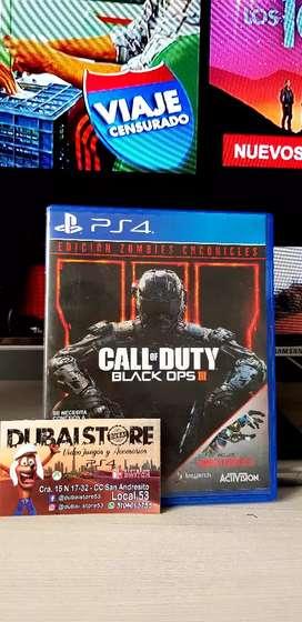 Black ops3 play4