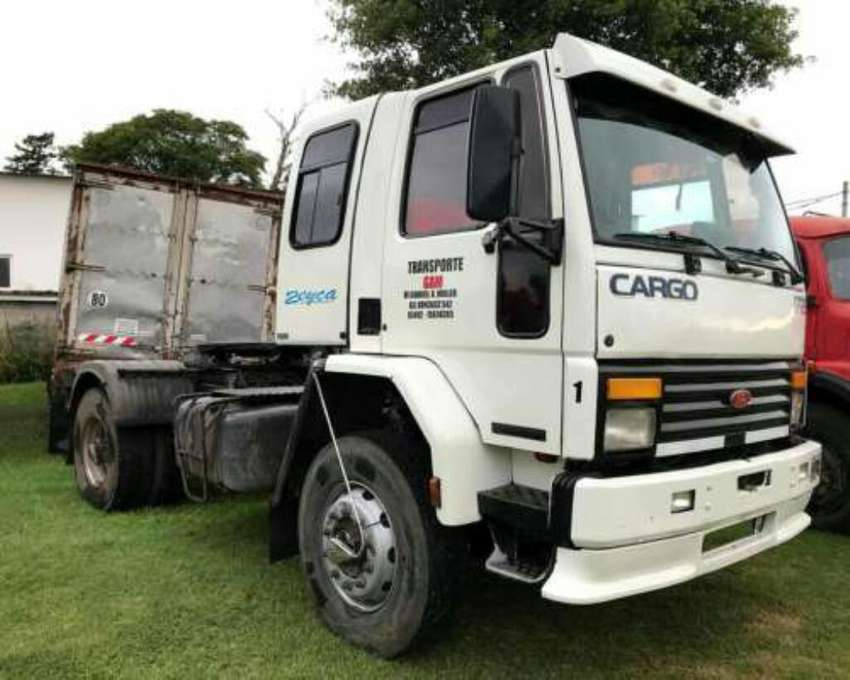 Cucheta Dormi Ford Cargo Kom-pro 0