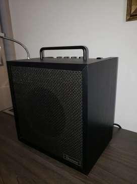 Amplificador bajo electrico ibanez