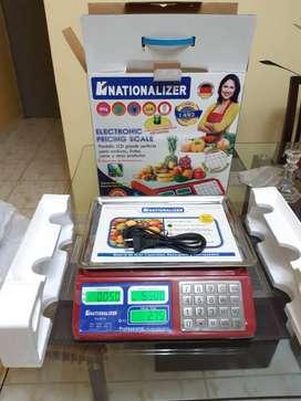 Vendo balanzas electronica 40 kgs