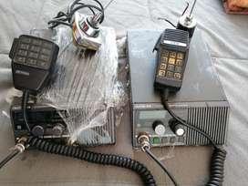 Radios para comunicación marca FUJITSU TEN