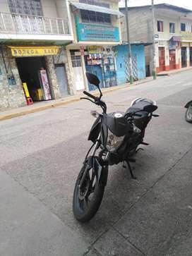 Moto Honda CB 125 Twister