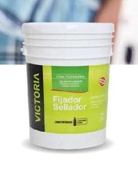 Fijador sellador al Agua Concentrado VICTORIA X 20lts