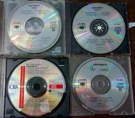4 Cd Aerosmith