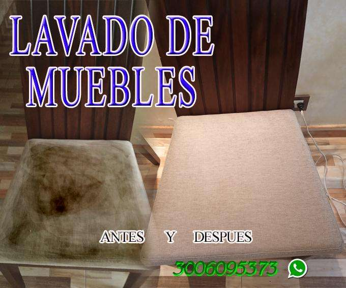 LAVAMOS MUEBLES COLCHONES POR TODO BOGOTA 0