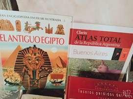 Libros enciclopedia