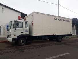 Se vende camion hyundai Hd 120 unico dueño con puesto de trabajo