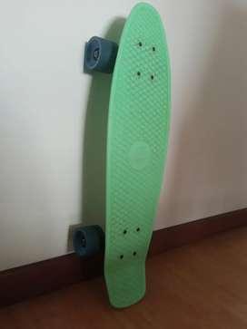 tabla Cruiser SKATE , flipping 70' tipo Penny - skateboard