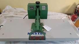 Plancha Estampadora Master 82x32(comprada casa vargas)