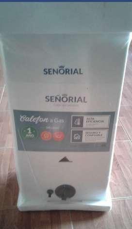"""Calefon gas natural""""OFERTA"""" negociable""""Alta Gracia"""" cba"""