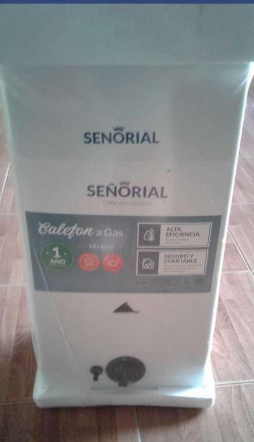 """Calefon gas natural""""OFERTA"""" negociable""""Alta Gracia"""" cba 0"""